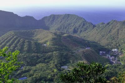 日本の秘境の島青ヶ島撮影旅行
