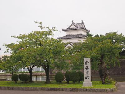 新潟旅行3日目は新発田観光、新発田城や清水園などに行きました