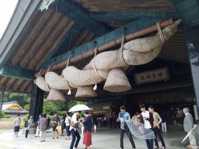 島根と岡山に行ってきました(1~2日目)