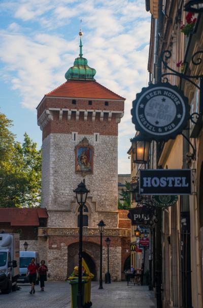2017.8  今年もマイルで チェコ・オーストリア・ポーランド(&IST・SEL) 中世の美しい城と街並み 11)失敗続きのポーランド クラクフ 後半