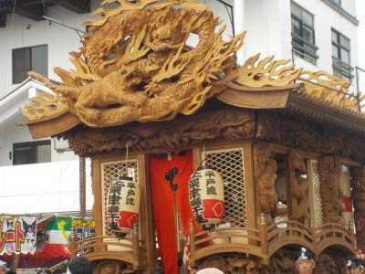 鹿沼秋祭り