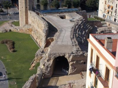 フランス南西部とスペイン・カタルーニャ1人旅⑤~タラゴナ編~
