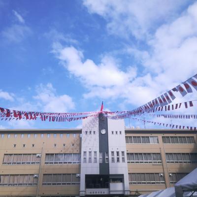 【催】東京中華學校で台湾を感じる。