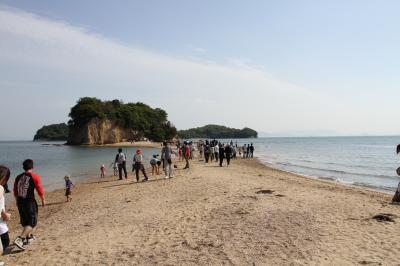 瀬戸内の小豆島へ