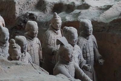 【北京&西安】3日目:前半 いざ兵馬俑へ!