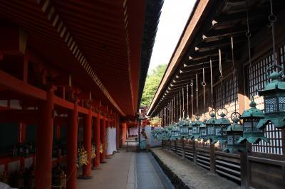 2016年11月 念願かなって正倉院展へ!プラスで春日大社と東大寺に訪問。