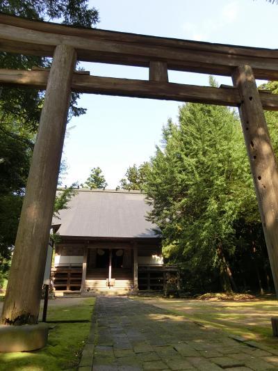 酒田市と大物忌神社を訪ねる旅 2日目
