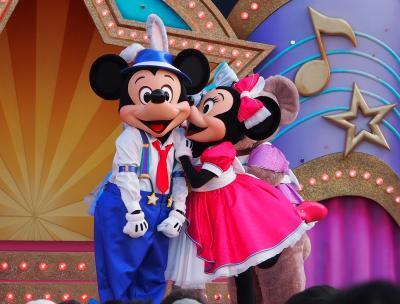 おひとり様ディズニーinディズニーシー 後半はモフモフキャラ中心、新しいショーなどを楽しみました