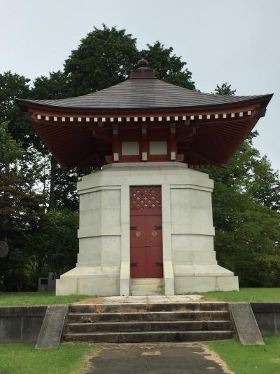 義公廟 徳川光圀公 遺徳を忍んで建立された! 久昌寺さんの裏山にありました。