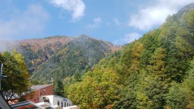 秋の木曽駒ヶ岳