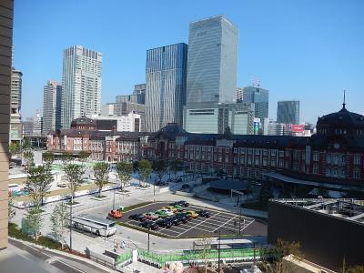 東京・丸の内ビル5階より見られる風景その他