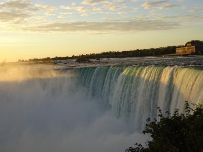 カナダ旅行②ナイアガラの滝編
