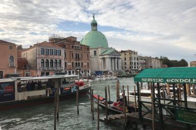 ヨーロッパ一人旅。(ヴェネチア編)