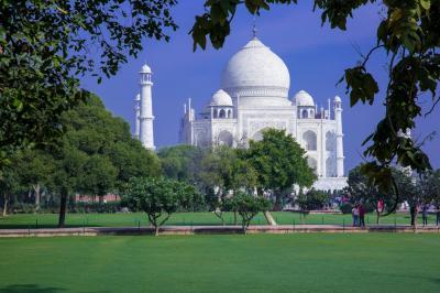 インドの世界遺産を訪ねて(アグラ)