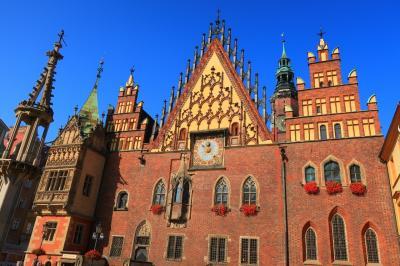 絶対に再訪するぞ~!ポーランドの魅力を凝縮した街・ヴロツワフ~かわいいポーランド探訪8日間④の1