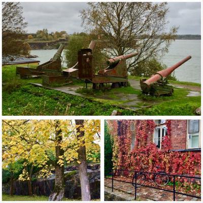 ☆北欧第2弾☆ フィンランド・ヘルシンキ ~ 世界遺産・スオメンリンナの要塞 & 国立博物館