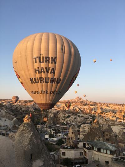 秋を感じるトルコ旅行。~4~ カッパドキアで3泊