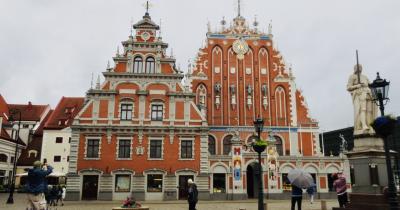 ロシア、北欧、バルト海 個人旅行   その5. アール・ヌーヴォーで有名な世界遺産の美しい古都、リガ編
