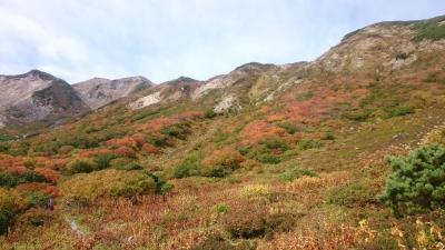 2017 紅葉の白山登山2泊3日 ~お花松原~お池巡りと御前峰~