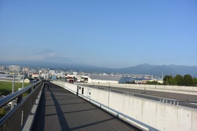 自転車でGO! 2017.10.10 =富士山を見ながらウロウロ…=