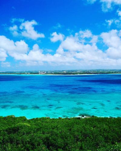 沖縄/宮古諸島で極上のアオ補給@アマルタ(2017年10月)