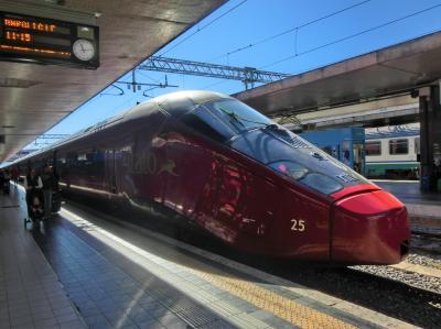 2017年10月 フランス凱旋門賞とイタリア鉄道の旅(1)フランス・パリ凱旋門賞編
