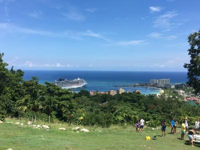 カリブ海クルーズ 赤ちゃん連れ旅② ジャマイカとケイマン諸島