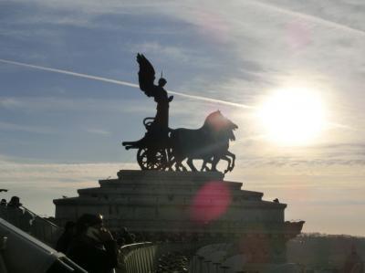 ぐーたらにゃんこの海外旅行記 イタリア編~2日目:ローマの休日?アマルフィ にゃんこの報酬?
