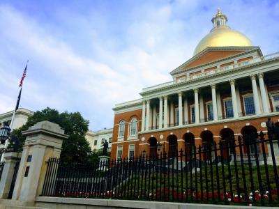 秋のボストン旅行