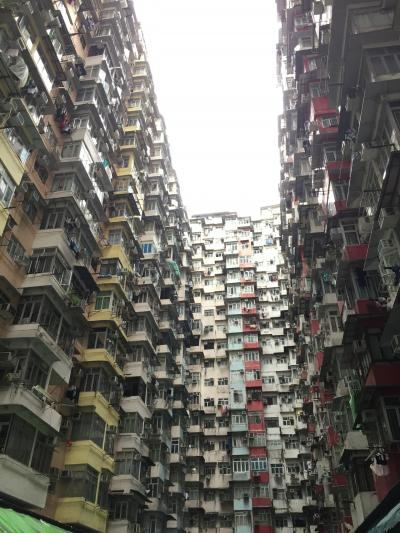 3度目の香港1日目~モンスターマンションを探せ