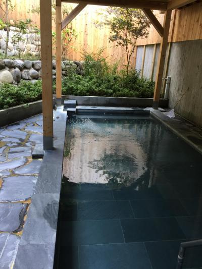 2017'秋 仙石原温泉 ススキの原一の湯 2017'ニューオープンのお宿