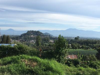 有休要らず!週末土日のインドネシアは初のスマトラ島(1)KL経由でメダンからブラスタギへ