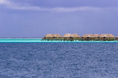 世界の島巡り(ポリネシアのボラボラ島)