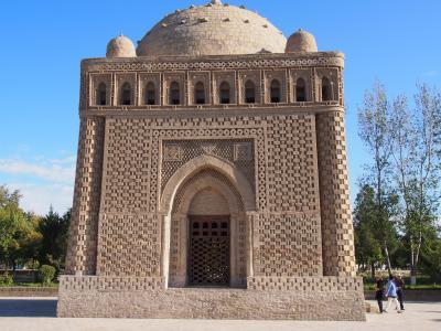 中央アジアの文化の中心地、ブハラ