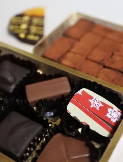 長野県伊那市にふるさと納税して「ドルチェ・カリーナ」のショコラを味わう
