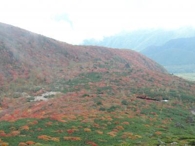 紅葉の那須岳へ♪