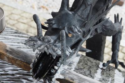 川越八幡宮 沢山の神社さんが祀られていました。縁結び・足腰健康の神様