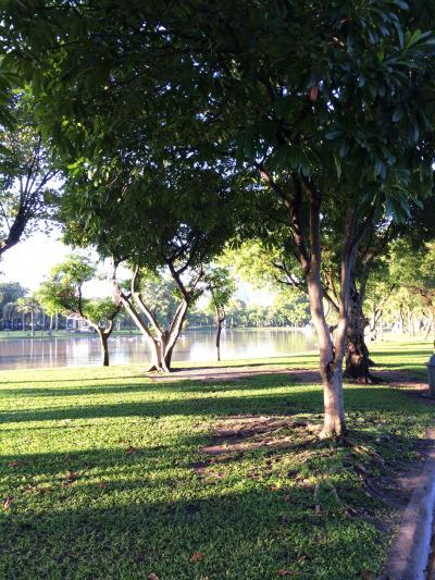 バンコク 公園ランニング その2
