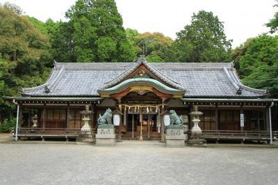 日根神社 和泉五社の五之宮です。