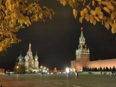 あれから24年…さらに激変のモスクワ