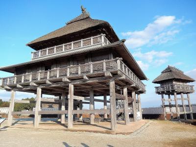 LCC第二弾 久大本線に沿って九州横断の旅 その1 吉野ケ里遺跡