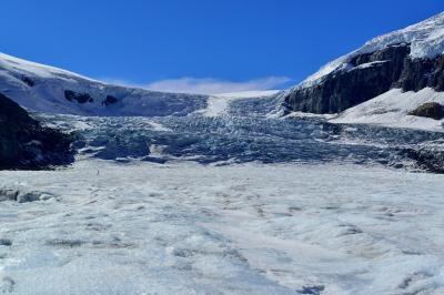 カナダ(4) コロンビア大氷原