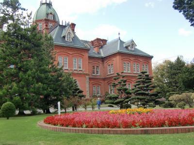 秋を探しに道庁へ - 旧北海道庁赤れんが庁舎ぐるっとひとまわり