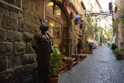 夏旅☆イタリア 中世の街並みを歩く旅 ●オルヴィエート編