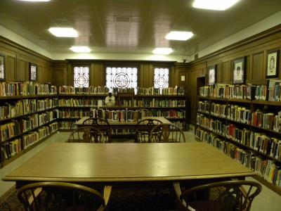 秋のミシガン州 ⑤ 図書館と歴史博物館
