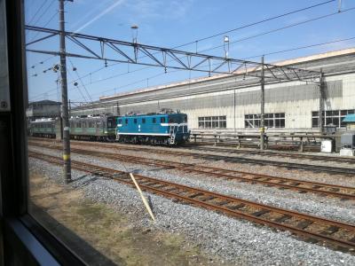 秩父鉄道に乗る