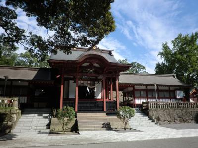 温泉巡りとJR最南端の駅訪問の旅 ~清姫温泉・鹿児島神宮~