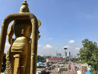 マレーシアでモスク三昧2!2日目(クアラルンプール)