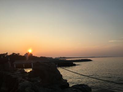いざ伊勢神宮の旅‼︎  1日目 二見温泉