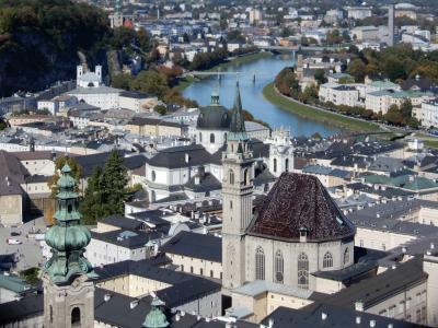 ザルツブルグ 2017年秋(オーストリア旅行 その2 )